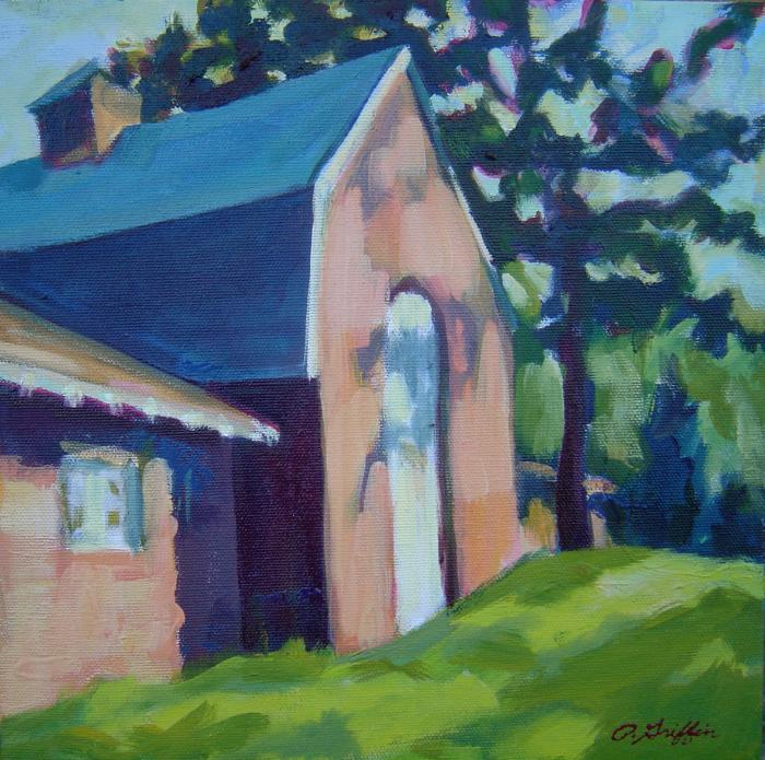 Barn Dance :: Artwork by Patricia A. Griffin