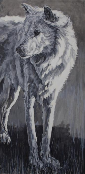 Alpha :: Artwork by Patricia A. Griffin