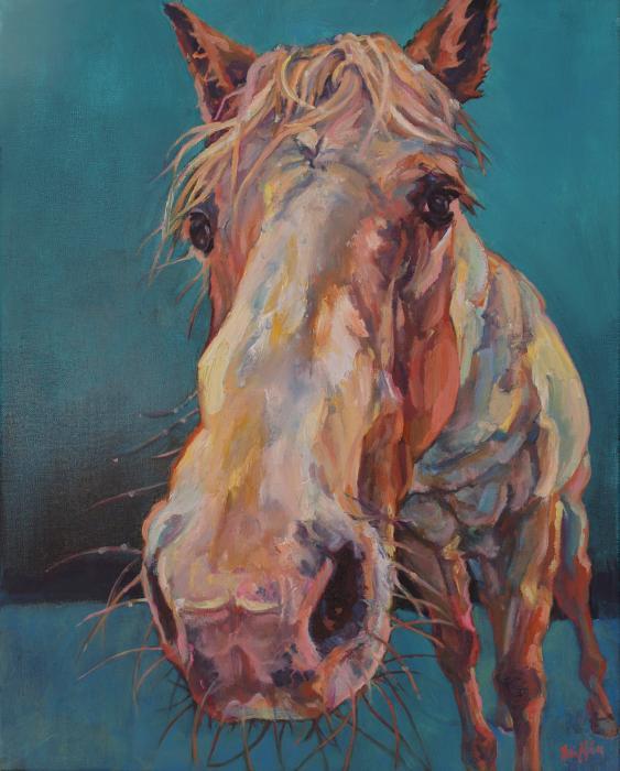 Dew Drop :: Artwork by Patricia A. Griffin