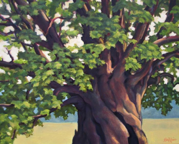 Mother Maple II :: Artwork by Patricia A. Griffin
